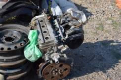 Двигатель в сборе. Toyota: Vitz, Yaris, Soluna Vios, Vios, Belta, Ractis Двигатель 2SZFE
