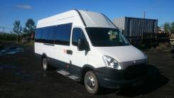 Iveco Daily 50C. Новый микроавтобус Iveco-Daily 2013 г. в., 2 998 куб. см., 8 мест
