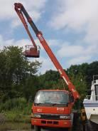 Aichi SJ240. Продам автовышку на базе MMC Fuso 1996года SJ240 25метров в наличии, 7 540 куб. см., 25 м.