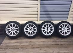 Диски sakura wheels, резина Bridgestone Sneaker. 5.0x15 4x100.00 ET35