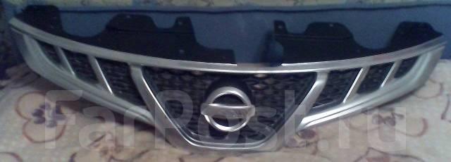 Решетка радиатора. Nissan Murano Двигатель VQ35DE