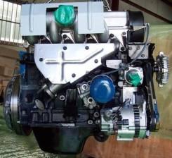 Двигатель D4FB-5P на Hyundai новый