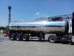 Bonum. Продаю полуприцеп-цистерна Бонум для перевозки темный нефтепродкутов, 28,00куб. м.