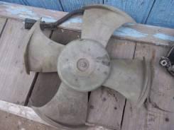 Вентилятор радиатора кондиционера. Honda Capa, GA4 Двигатель D15B