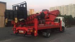 Jinwoo 450. Продам Автовышку 45 метров на шасси HD120, 6 606куб. см., 45,00м.