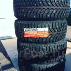 Bridgestone Blizzak. Зимние, шипованные, без износа, 4 шт