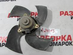 Мотор вентилятора охлаждения Nissan Almera 2 (N16) 2000-2006г