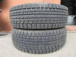 Dunlop Grandtrek SJ7. Зимние, без шипов, 2010 год, износ: 20%, 2 шт