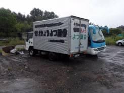 Isuzu Elf. Продается грузовой фургон Isuzu ELF, 3 100 куб. см., 2 000 кг.