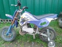 Yamaha Pocket bike. 49 куб. см., исправен, без птс, с пробегом
