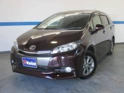 Toyota Wish. вариатор, 4wd, 1.8, бензин, 41 000 тыс. км, б/п. Под заказ