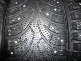 Bridgestone Noranza 2 EVO. Зимние, шипованные, 2012 год, износ: 20%, 2 шт