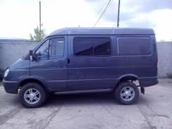 """Грузовой фургон ГАЗ-27527 """"Соболь"""" 4WD, 2012. 2 781 куб. см."""