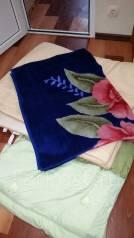 Одеяло + матрац на 2х спальную кровать