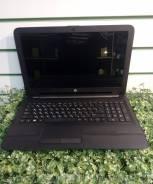 """HP 15. 15.6"""", 1,8ГГц, ОЗУ 4096 Мб, диск 500 Гб, WiFi, Bluetooth, аккумулятор на 2 ч."""