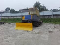 АТЗ ТТ-4. Бульдозер на базе трелевочного трактора ТТ-4, 4 750 куб. см., 16 500,00кг.