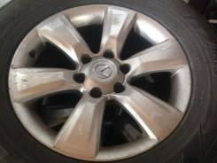 Lexus. 7.5x18, 6x139.70, ET25