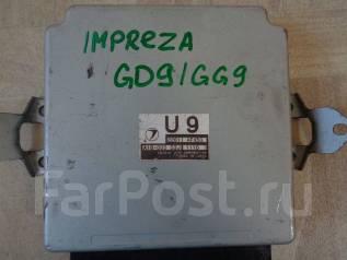 Блок управления двс. Subaru Impreza, GD9, GG9 Двигатель EJ204