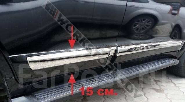 Накладка на дверь. Lexus LX570, SUV, URJ201, URJ201W Двигатель 3URFE