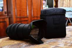 Sigma 18-200 mm HSM Nikon. Для Всех камер Nikon, диаметр фильтра 72 мм