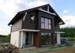 Строительство каркасных домов под ключ по цене от 1,2млн. руб
