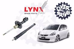 Амортизатор. Honda Fit, GD1, GD2 Honda Jazz Двигатели: L13A5, L13A2, L15A1, L13A1, L12A1