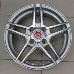 Ё-Wheels. 5.5x14, 4x98.00, ET38, ЦО 58,6мм.