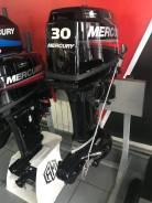 Mercury. 30,00л.с., 2-тактный, бензиновый, нога S (381 мм), Год: 2017 год