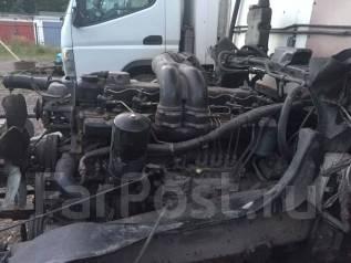 Двигатель в сборе. Mitsubishi Fuso Двигатель 6D17