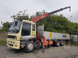 Isuzu Gigamax. Продам грузовик с краном Isuzu GigaMax 2001, 20 000 куб. см., 15 000 кг.
