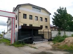 Продам нежилое торговое здание по проспекту 60-летия Октября 1 Б. Проспект 60-летия Октября 1б, р-н Индустриальный, 900 кв.м.