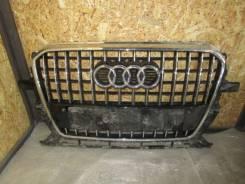 Решетка радиатора. Audi Q5, 8RB Двигатели: CNBC, CDNC, CALB, CDNB, CAHA, CGLB, CCWA