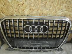 Решетка радиатора. Audi Q5, 8RB Двигатели: CAHA, CCWA, CNBC, CGLB, CDNB, CALB, CDNC
