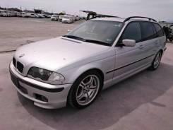 BMW 3-Series. E46, M52 TU M54