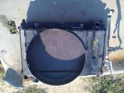 Радиатор охлаждения двигателя. Nissan Skyline, NV35 Двигатель VQ25DD