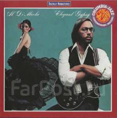 Фирменный CD Al Di Meola – Elegant Gypsy 1977/1991