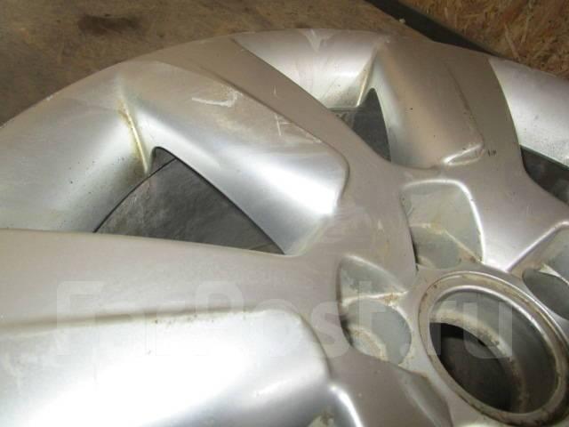 Накладка на колесный диск. Audi A6 allroad quattro, 4F5/C6 Двигатели: AUK, BVJ, CAJA, CDYA, CDYC