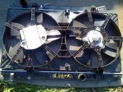 Радиатор охлаждения двигателя. Nissan Teana, J31 Двигатели: VQ23DE, NEO