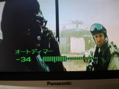 Panasonic CN-DV2000VD(вход видео и камеры зх)+ монитор+тюнер