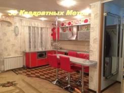 3-комнатная, улица Спиридонова 15. 64, 71 микрорайоны, агентство, 65 кв.м.