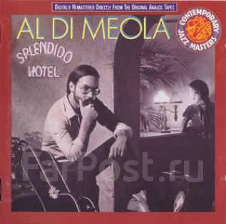 Фирменный CD Al Di Meola – Splendido Hotel 1980/1990