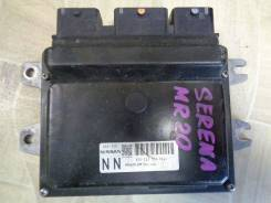 Блок управления двс. Nissan Serena, C25 Двигатель MR20DE