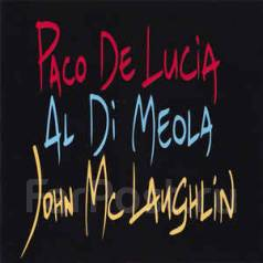 Фирменный CD John McLaughlin / Al Di Meola / Paco De Lucia 1996