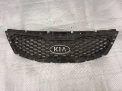 Решетка радиатора. Kia Sorento, XM Двигатели: D4HB, G4KE
