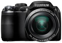 Fujifilm FinePix S3200. 5 - 5.9 Мп, зум: 14х и более