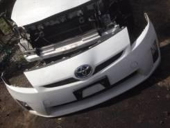 Бампер. Toyota Prius, ZVW30L, ZVW30 Двигатель 2ZRFXE