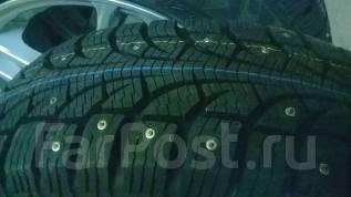 Pirelli Winter Carving Edge. Зимние, шипованные, 2017 год, без износа, 4 шт