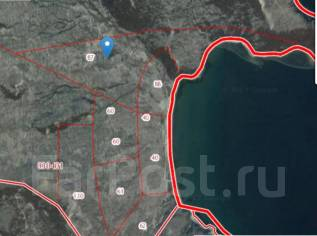 Продается земельный участок бухта Астафьева, первая линия. 338 155 кв.м., собственность, от агентства недвижимости (посредник). Фото участка