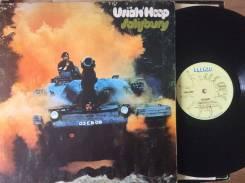 ЮРАЙ ХИП / Uriah Heep - Salisbury - 1970 UK LP 2 английский пресс 1971
