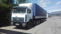 МАЗ 642205-020. Продается тягач МАЗ с полуприцепом, 14 860 куб. см., 20 000 кг.